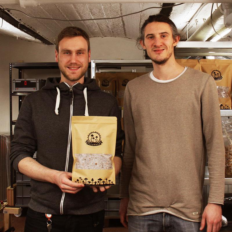 Das PilzWald Köln Team stellt sich vor - Die Pilzmanufaktur