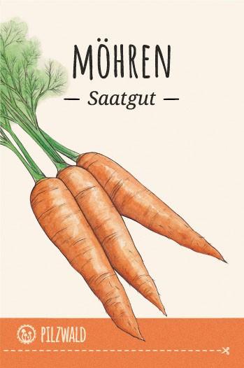 MycoGreens Saatgut Set - 8 alte Sorten Gemüse samenfest 6