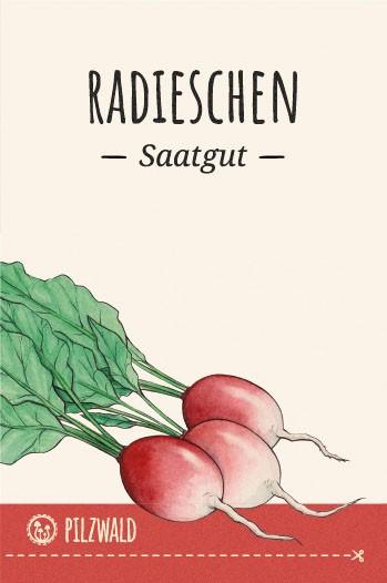 MycoGreens Saatgut Set - 8 alte Sorten Gemüse samenfest 3
