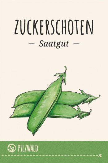 MycoGreens Saatgut Set - 8 alte Sorten Gemüse samenfest 2